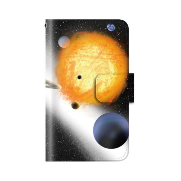 スマホケース 手帳型 iphone7plus iphone7プラス アイフォン7 プラス 携帯ケース 手帳 アイホン おしゃれ 宇宙|kintsu|12