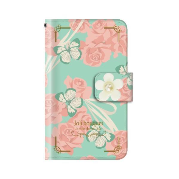 スマホケース 手帳型 iphonexs ケース 携帯ケース アイフォンxs スマホカバー 手帳 アイホン おしゃれ 面白い  花柄|kintsu|13