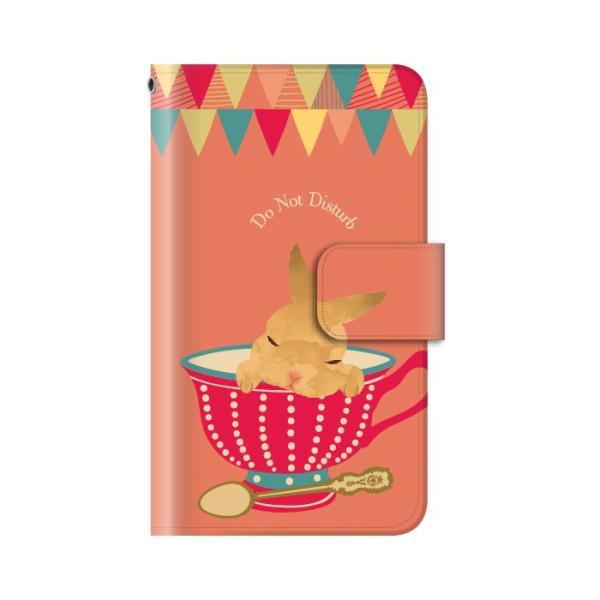 猫 スマホケース 手帳型 iphonexs max 携帯ケース アイフォンxs マックス スマホカバー 手帳 アイホン おしゃれ 面白い  うさぎ|kintsu|12