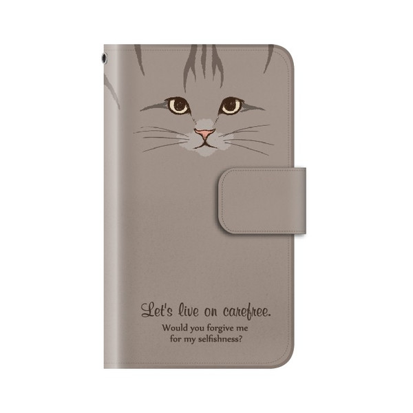 猫 スマホケース 手帳型 iphonexs max 携帯ケース アイフォンxs マックス スマホカバー 手帳 アイホン おしゃれ 面白い  猫|kintsu|07