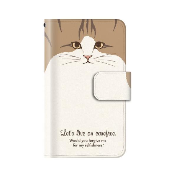猫 スマホケース 手帳型 iphonexs max 携帯ケース アイフォンxs マックス スマホカバー 手帳 アイホン おしゃれ 面白い  猫|kintsu|09