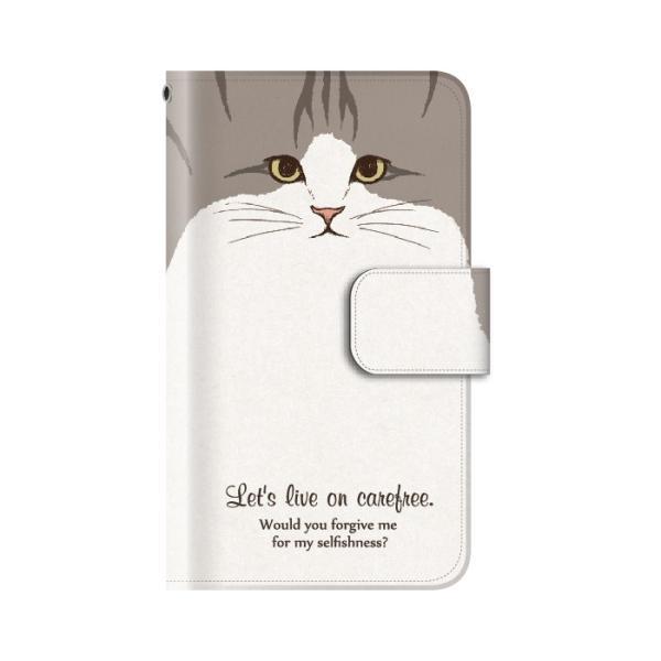 猫 スマホケース 手帳型 iphone7 ケース アイフォン7 携帯ケース 手帳 ケータイのケース アイホン おしゃれ 猫|kintsu|10