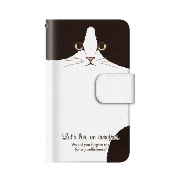 猫 スマホケース 手帳型 iphone7 ケース アイフォン7 携帯ケース 手帳 ケータイのケース アイホン おしゃれ 猫|kintsu|11