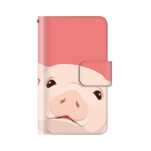 スマホケース 手帳型 全機種対応 iphone8 iPhone XR AQUOS r3 sense2 ケース Xperia 1 ace xz3 xz2 GALAXY S10 携帯ケース アンドロイド 動物|kintsu|14