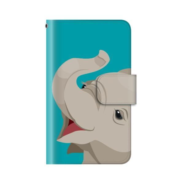 スマホケース 手帳型 全機種対応 iphone8 iPhone XR AQUOS r3 sense2 ケース Xperia 1 ace xz3 xz2 GALAXY S10 携帯ケース アンドロイド 動物|kintsu|16