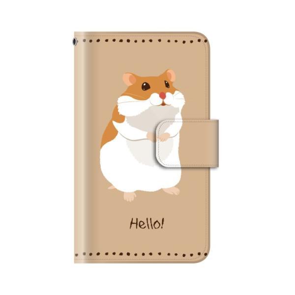スマホケース 手帳型 iphonex ケース 携帯ケース アイフォンx スマホカバー 手帳 アイホン おしゃれ 面白い ハムスター|kintsu|07
