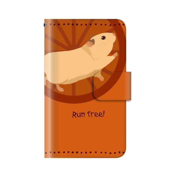 スマホケース 手帳型 iphonex ケース 携帯ケース アイフォンx スマホカバー 手帳 アイホン おしゃれ 面白い ハムスター|kintsu|09