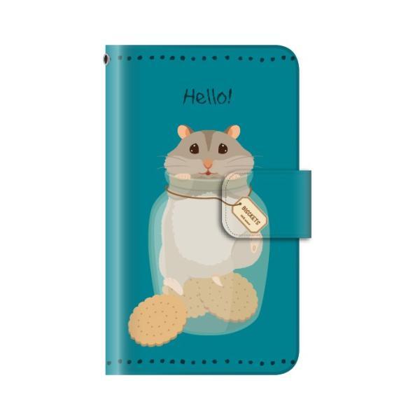 スマホケース 手帳型 iphonex ケース 携帯ケース アイフォンx スマホカバー 手帳 アイホン おしゃれ 面白い ハムスター|kintsu|11