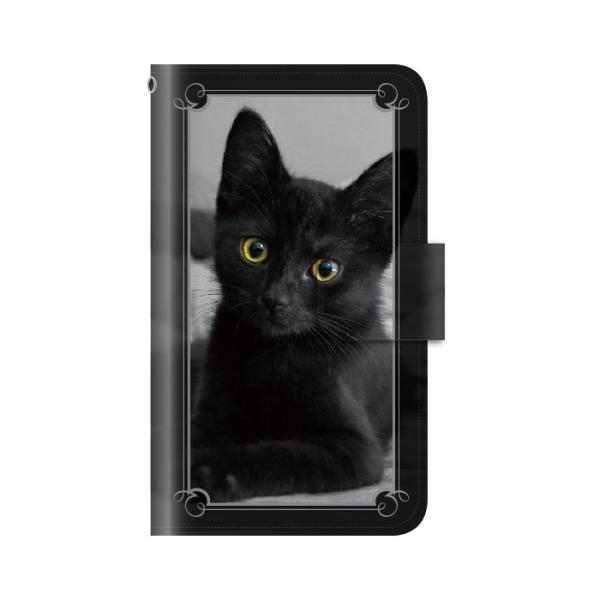猫 スマホケース 手帳型 iphone8plus iphone8プラス アイフォン8 プラス 携帯ケース 手帳 アイホン おしゃれ 猫|kintsu|05