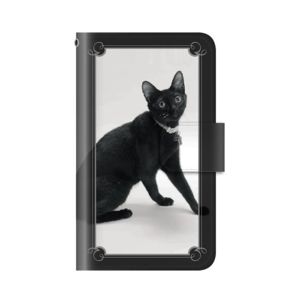 猫 スマホケース 手帳型 iphone7plus iphone7プラス アイフォン7 プラス 携帯ケース 手帳 アイホン おしゃれ 猫|kintsu|11