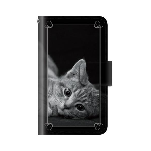 猫 スマホケース 手帳型 iphone7plus iphone7プラス アイフォン7 プラス 携帯ケース 手帳 アイホン おしゃれ 猫|kintsu|12