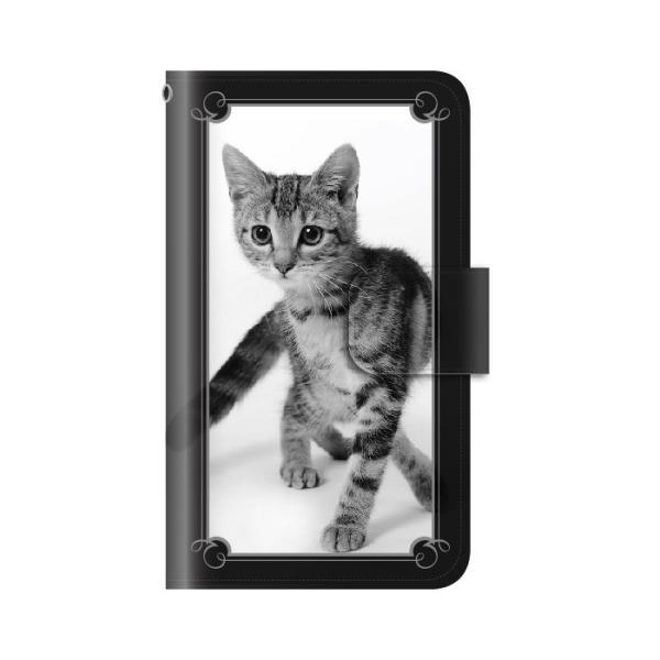 猫 スマホケース 手帳型 iphone8plus iphone8プラス アイフォン8 プラス 携帯ケース 手帳 アイホン おしゃれ 猫|kintsu|13