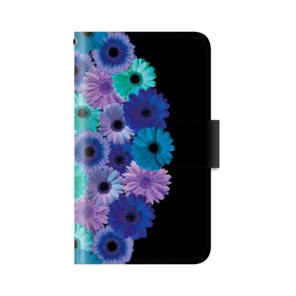 スマホケース 手帳型 iphonex ケース 携帯ケース アイフォンx スマホカバー 手帳 アイホン おしゃれ 面白い 花柄|kintsu|07
