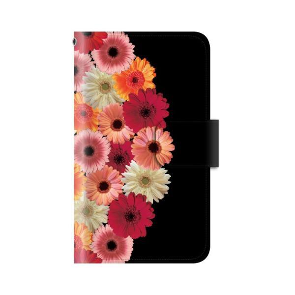 スマホケース 手帳型 iphonex ケース 携帯ケース アイフォンx スマホカバー 手帳 アイホン おしゃれ 面白い 花柄|kintsu|08