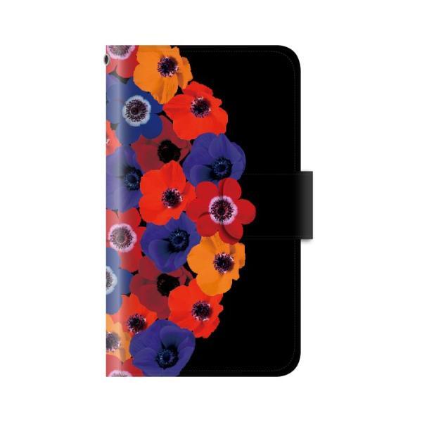 スマホケース 手帳型 iphonex ケース 携帯ケース アイフォンx スマホカバー 手帳 アイホン おしゃれ 面白い 花柄|kintsu|09