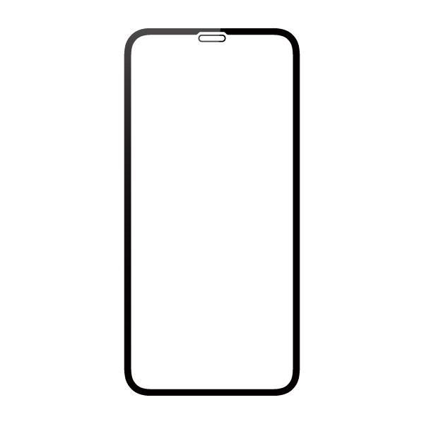iphone xr ガラスフィルム 保護 指紋 日本製 3D 全面保護 強化ガラス フィルム ガラス 液晶保護フィルム アイフォンxr スマホフィルム kintsu 14