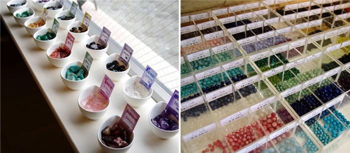 天然石 アクセサリー販売 キラリ石 実店舗