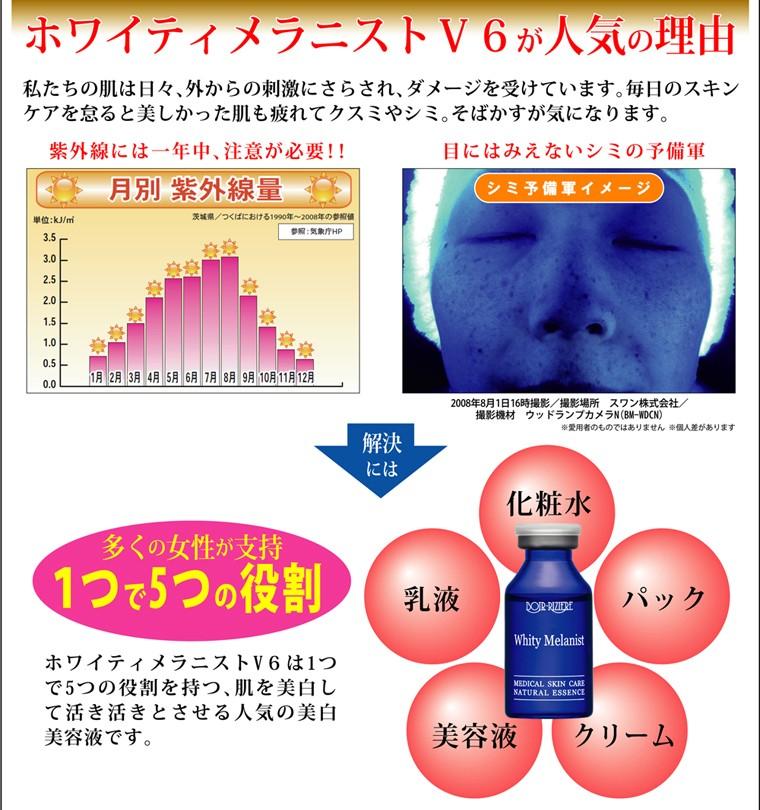 テレビショッピングでも大人気!サラっとしているのにしっかり潤う薬用美肌美容液!低刺激なので、お肌の弱い方にもおすすめ!ビタミンC誘導体配合で、日やけによるしみ・そばかすを防ぎます!