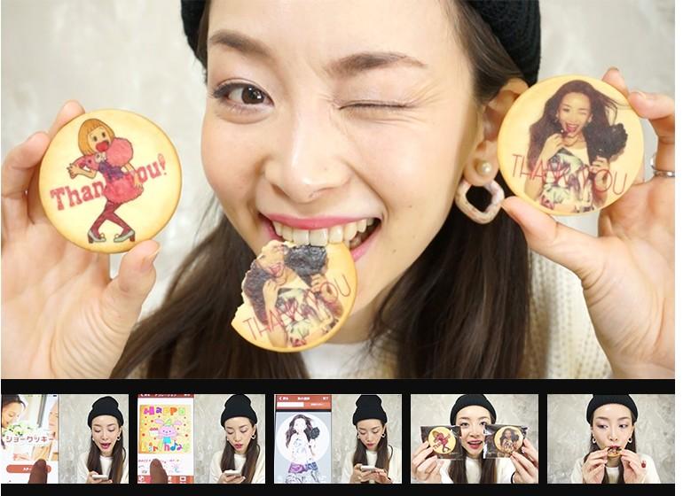 YouTuber Sasaki Asahiさんにショークッキーアプリが紹介されました
