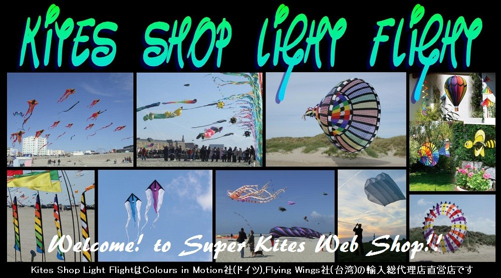 Kites Shop Light Flight
