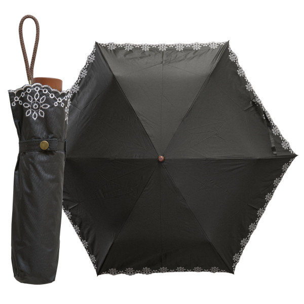 折りたたみ 日傘 おしゃれ 誕生日 プレゼント 女性 名入れ 名前入り ギフト 晴雨兼用 傘 フラワー 折りたたみ傘 軽量 レディース 20代 30代 40代 50代|kizamu|13