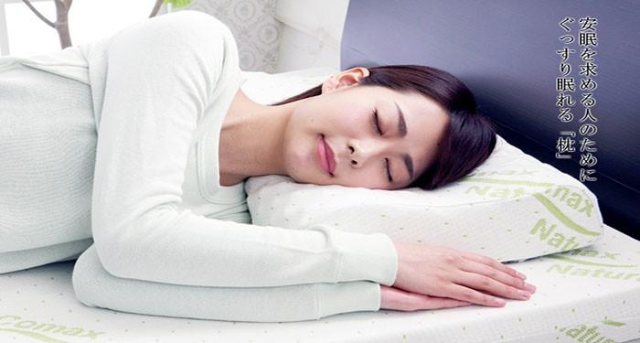 COMAXいびき防止枕2