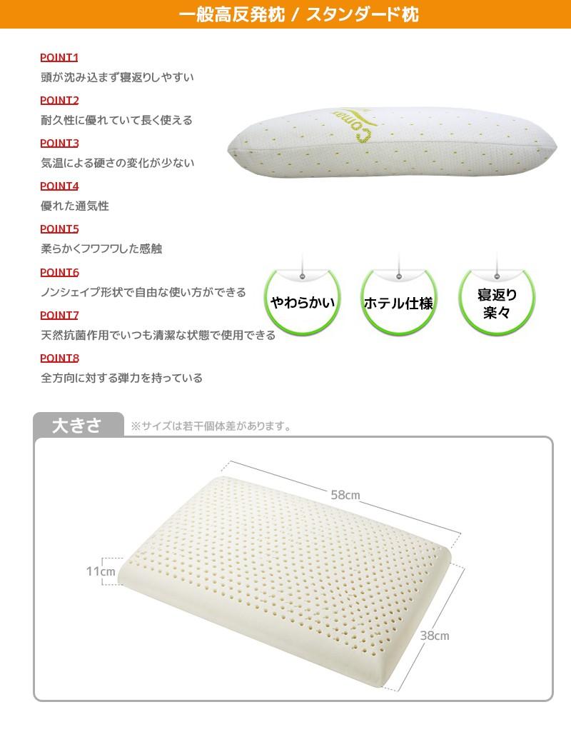 COMAXふんわり枕