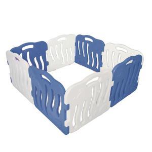 ベビーサークル ベビーゲート おしゃれ プレイヤード プラスチック セーフティーゲート 赤ちゃん 柵 安全 ifam if01|knktrading|25