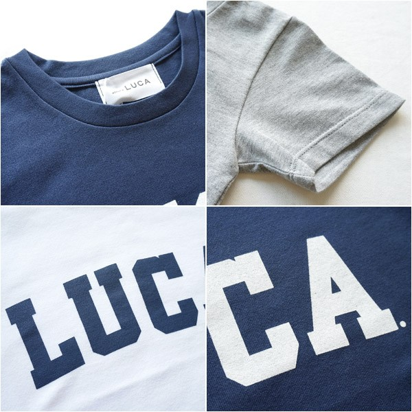about a LUCA/Tシャツ