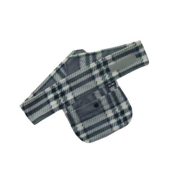 ネックウォーマー フリース 特許取得の防寒対策グッズ カイロが入るフリース遠赤外保温ポケット付き 温かさ持続 繰返し使えるハクキンカイロも対応 暖か朗II|kobaya-coltd|15