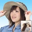 coolbit Hat ひんやりポイント 後頭部