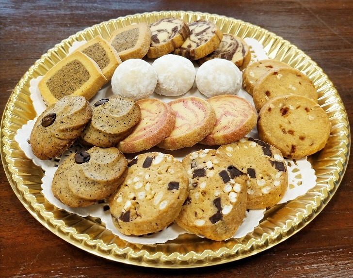 7種類のクッキー詰め合わせ