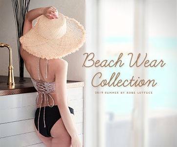 2019 Beach Wear Collection