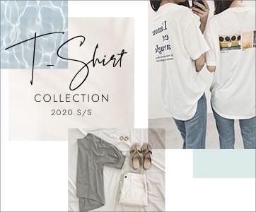 2020 夏トレンドTシャツ&カットソー