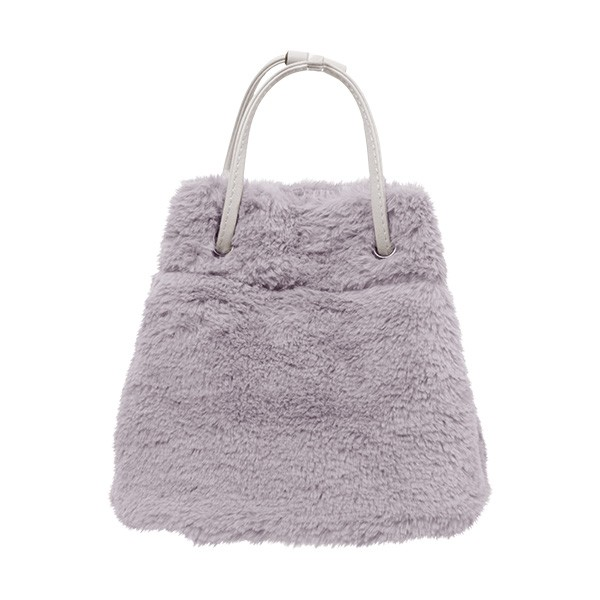 エコファー巾着バッグ