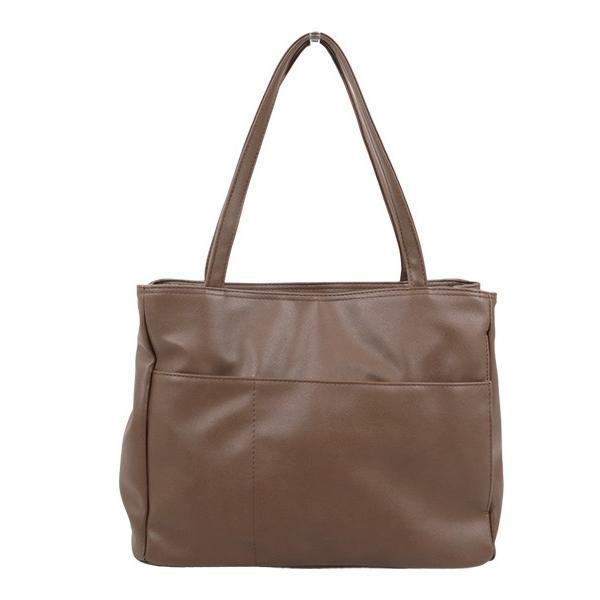 トートバッグ バッグ レディース ポケット A4サイズ対応 鞄 大容量 肩掛け 通勤 B1344送料無料|kobelettuce|22
