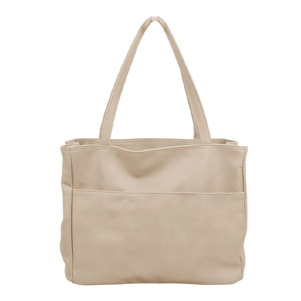 トートバッグ バッグ レディース ポケット A4サイズ対応 鞄 大容量 肩掛け 通勤 B1344送料無料|kobelettuce|19