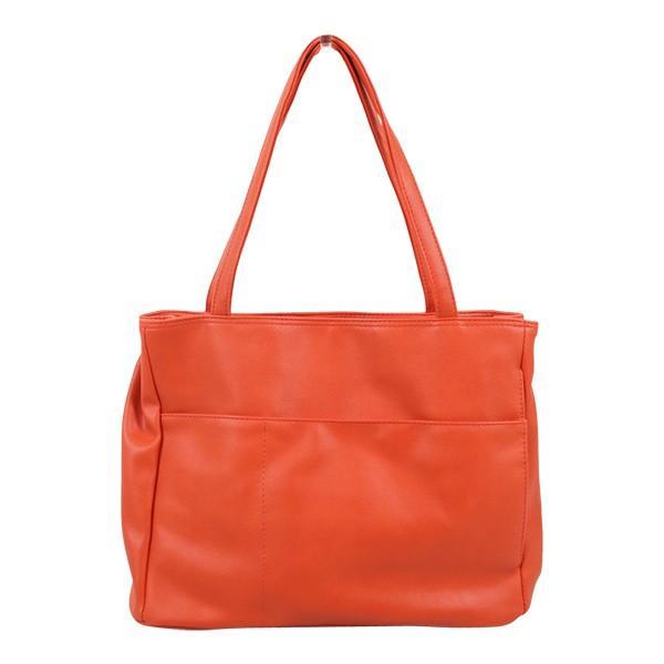 トートバッグ バッグ レディース ポケット A4サイズ対応 鞄 大容量 肩掛け 通勤 B1344送料無料|kobelettuce|21