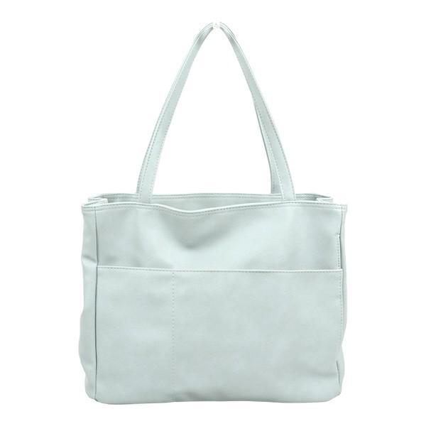 トートバッグ バッグ レディース ポケット A4サイズ対応 鞄 大容量 肩掛け 通勤 B1344送料無料|kobelettuce|20