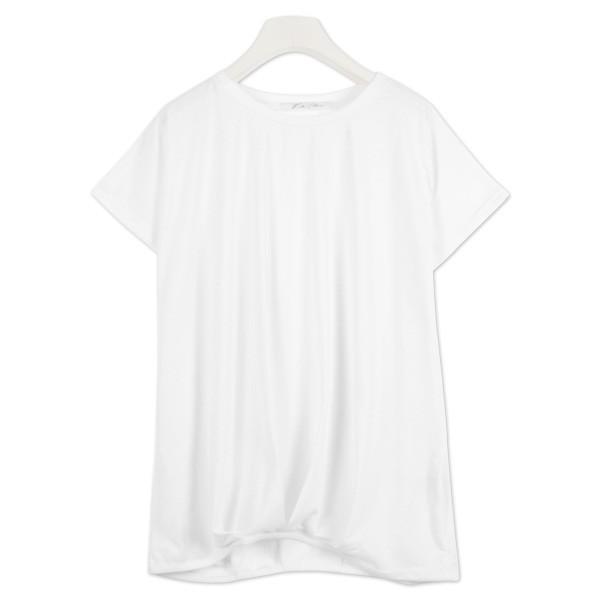 Tシャツ ブラウス トップス チュニック 体型カバー レディース ボーダー カットソー C2748送料無料メ便対応 kobelettuce 22