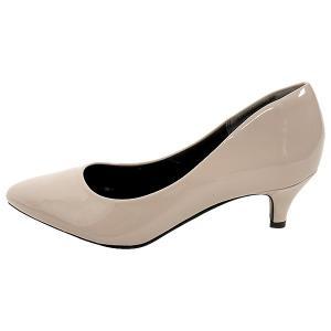 パンプス ヒール 5cm クッション オフィス シューズ 靴 痛くなりにくい パンプス 歩きやすい レディース I1040送料無料|神戸レタスKOBELETTUCE