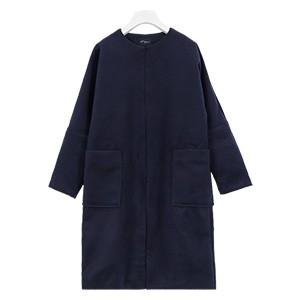 【Ayumiさんコラボ】ノーカラーコート