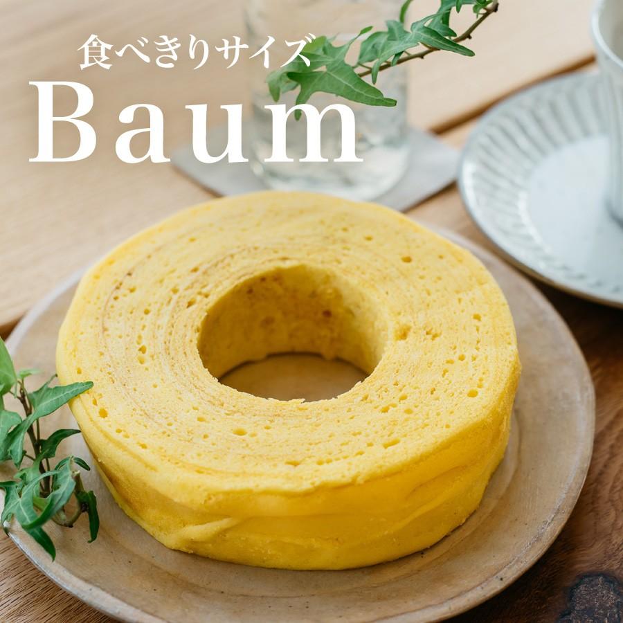 食べきりサイズBaum