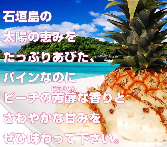 石垣島産ピーチパイン