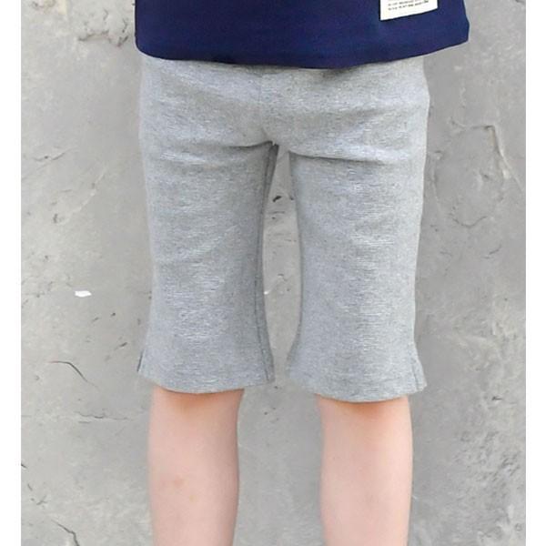 ストレッチパンツ 韓国子供服 Bee カジュアル キッズ 女の子 男の子 ハーフ ショート ボトムス スキニー 春 夏 秋 冬 90 100 110 120 130 140 150 RELAX|kodomofuku-bee|23
