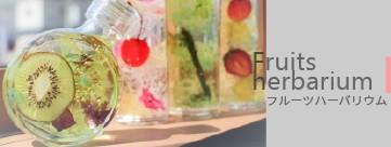menu fruitsherbarium