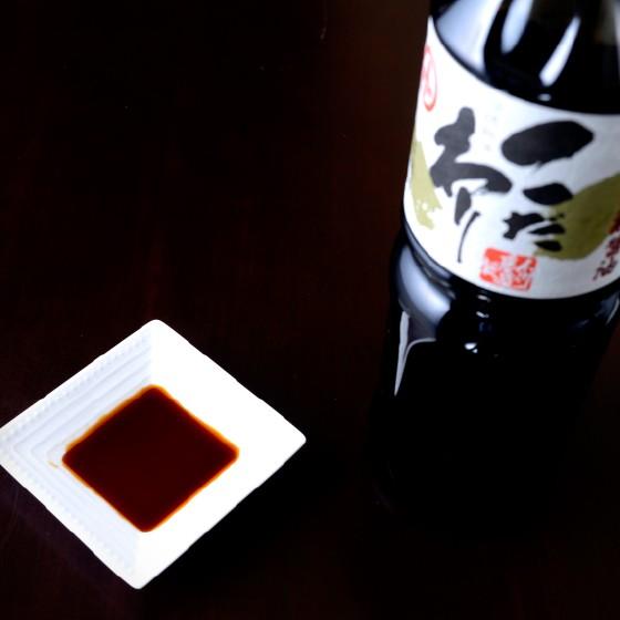 とっても美味しい鹿児島県長島の醤油