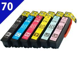 IC70L 超ハイクオリティ互換インク