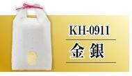 雲龍和紙KH-0911金銀 赤紐