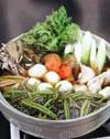 アツアツのじゅんさい鍋